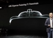 Mercedes-AMG Hypercar Gets A Proper Codename, Will be Limited To Less Than 300 Units - image 700960