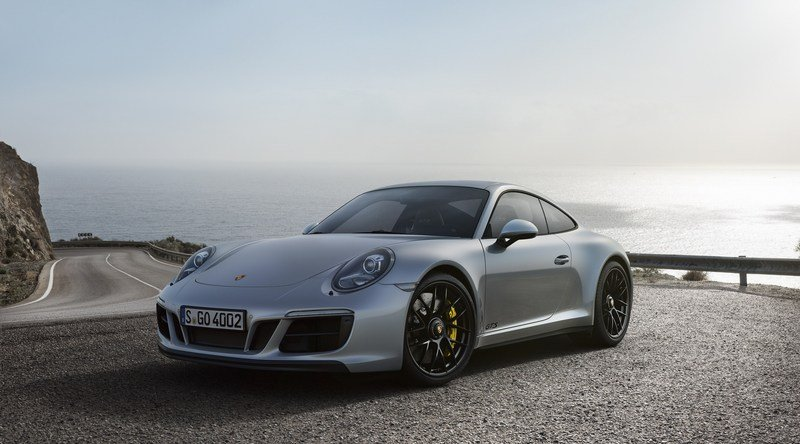 New Porsche 911 GTS Now Has Turbochargers, Gets More Power