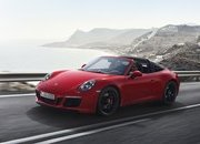 New Porsche 911 GTS Now Has Turbochargers, Gets More Power - image 700427
