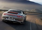 New Porsche 911 GTS Now Has Turbochargers, Gets More Power - image 700430
