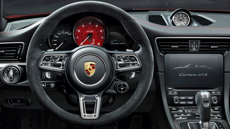New Porsche 911 GTS Now Has Turbochargers, Gets More Power High Resolution Interior - image 700435