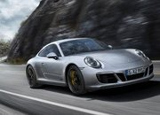 New Porsche 911 GTS Now Has Turbochargers, Gets More Power - image 700438