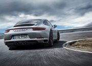New Porsche 911 GTS Now Has Turbochargers, Gets More Power - image 700439