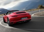 New Porsche 911 GTS Now Has Turbochargers, Gets More Power - image 700440