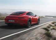 New Porsche 911 GTS Now Has Turbochargers, Gets More Power - image 700418