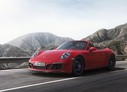 New Porsche 911 GTS Now Has Turbochargers, Gets More Power - image 700420