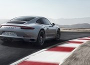 New Porsche 911 GTS Now Has Turbochargers, Gets More Power - image 700423