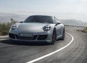 New Porsche 911 GTS Now Has Turbochargers, Gets More Power - image 700424