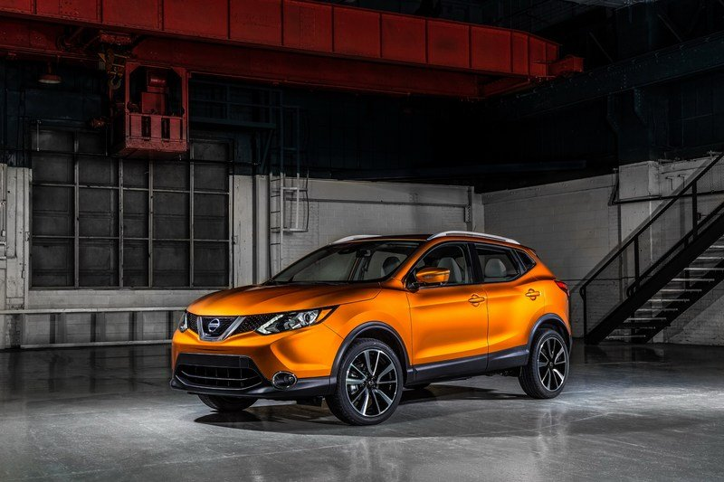 2017 Nissan Rogue Sport High Resolution Exterior - image 700934