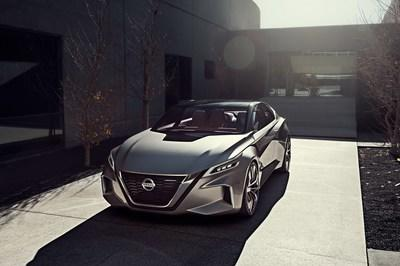 Nissan Will Debut an All-New Altima at the 2018 New York Auto Show - image 700596