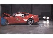Out of 15 Cars Tested by Euro NCAP, the Ford Mustang Scored Worst - image 703612