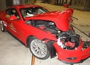 Out of 15 Cars Tested by Euro NCAP, the Ford Mustang Scored Worst - image 703614