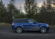 Range Rover Sport SVR Testes 0-to-62 MPH on Six Surfaces! - image 703028