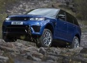 Range Rover Sport SVR Testes 0-to-62 MPH on Six Surfaces! - image 703032