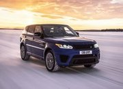 Range Rover Sport SVR Testes 0-to-62 MPH on Six Surfaces! - image 703035