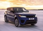 Range Rover Sport SVR Testes 0-to-62 MPH on Six Surfaces! - image 703468