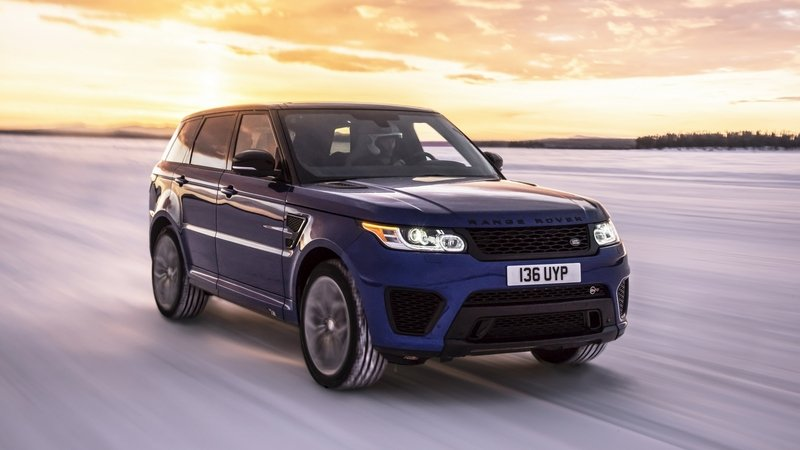 Range Rover Sport SVR Testes 0-to-62 MPH on Six Surfaces!