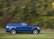 Range Rover Sport SVR Testes 0-to-62 MPH on Six Surfaces! - image 703021