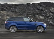 Range Rover Sport SVR Testes 0-to-62 MPH on Six Surfaces! - image 703022