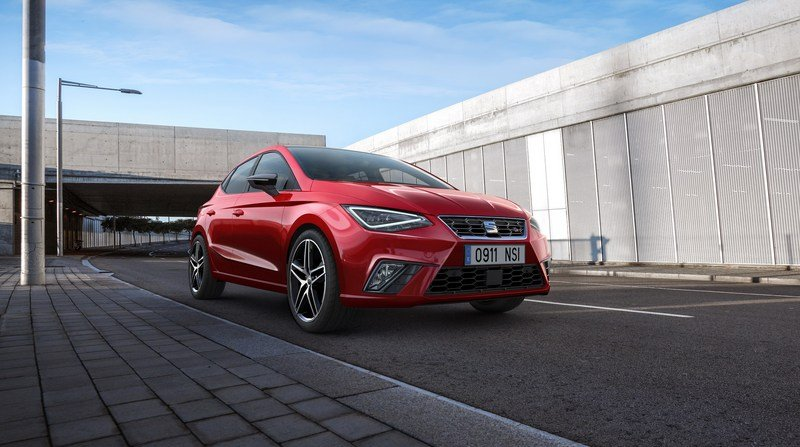 2017 Seat Ibiza High Resolution Exterior Wallpaper quality - image 703971
