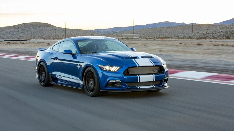 2017 Shelby Super Snake 50th Anniversary Edition High Resolution Exterior - image 702881