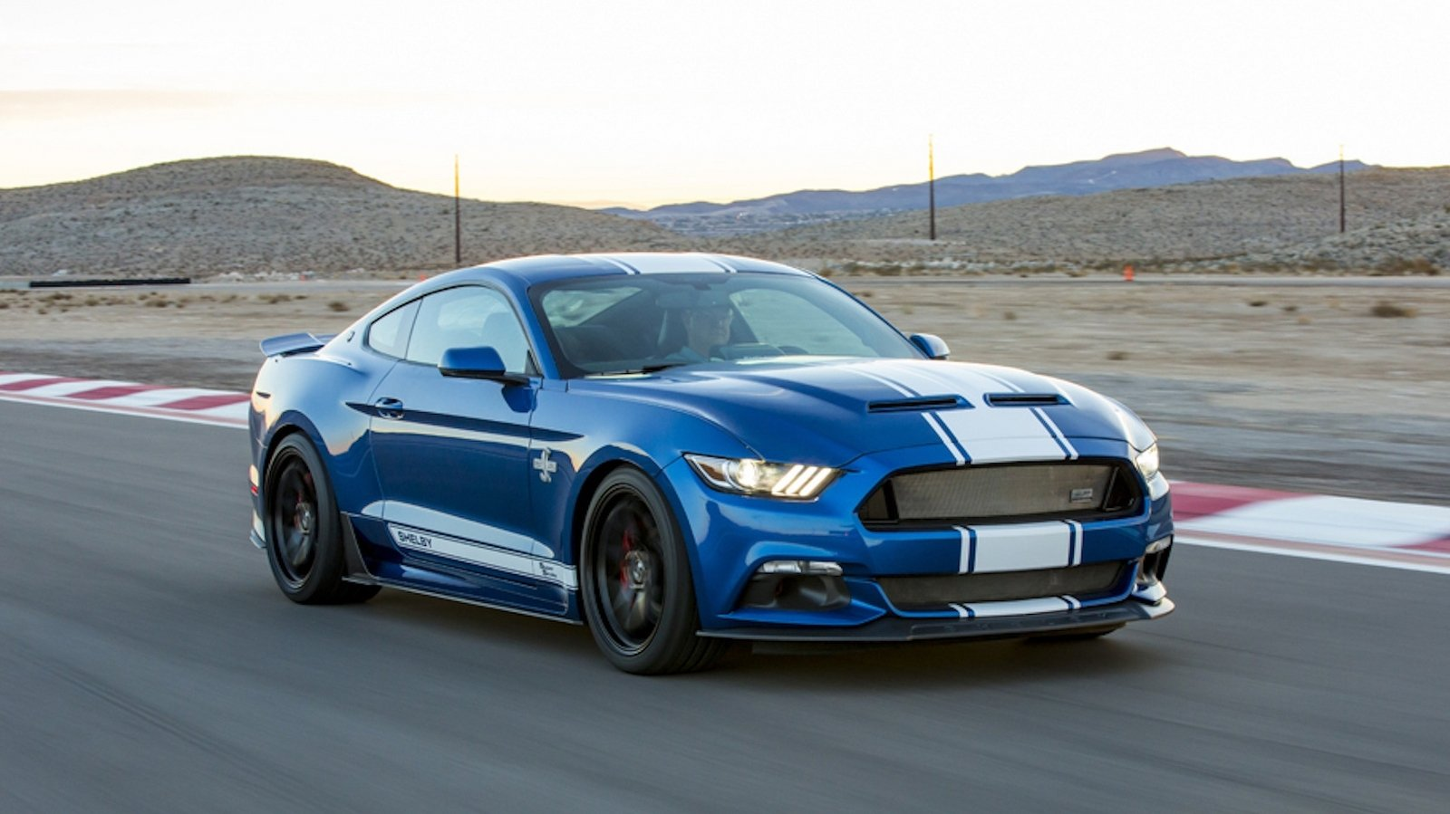2017 Shelby Super Snake 50th Anniversary Edition Review Top Speed