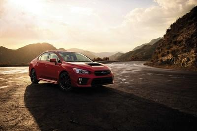 Wallpaper of the Day: 2018 Subaru WRX - image 700160