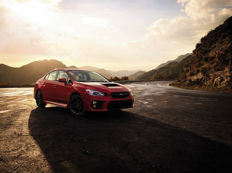 Subaru Announces Bumped WRX Pricing for 2019 to Go with Extra Juice for the STI