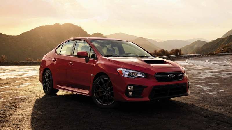 2018 Subaru WRX High Resolution Exterior - image 700230