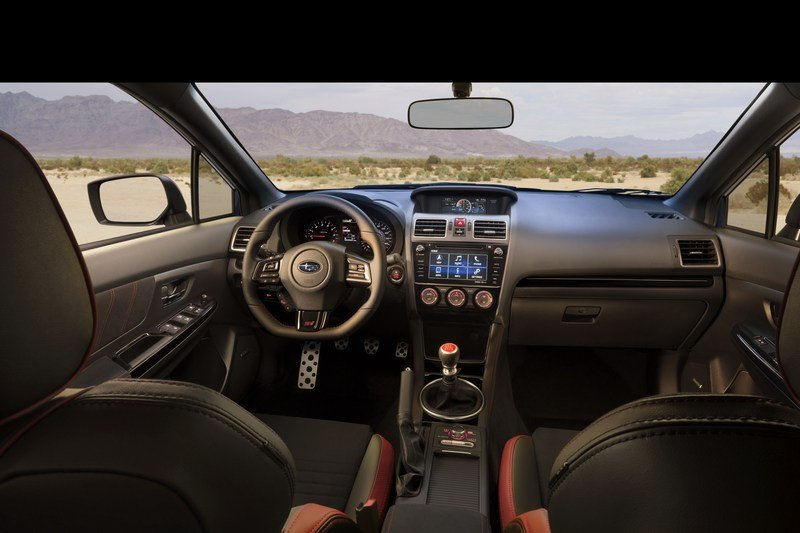 2018 Subaru WRX High Resolution Interior - image 700140