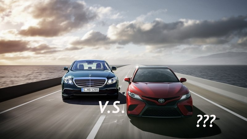 Taking On Ze Germans… In A Camry?!