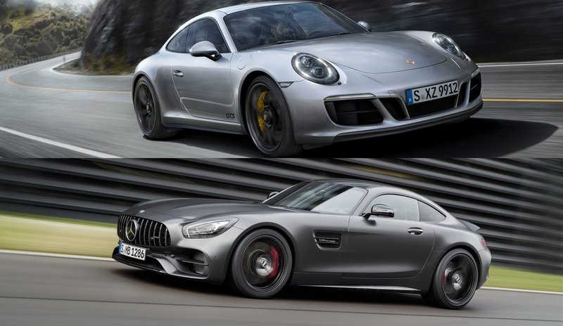 The Battle For German Sports Car Supremacy Is Heating Up