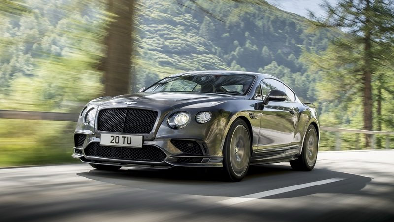 The Bentley Continental Supersports Is The Continental Variant We've All Been Waiting For