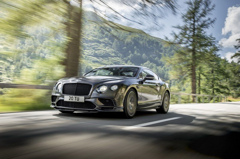 2018 Bentley Continental GT Supersports High Resolution Exterior - image 700217