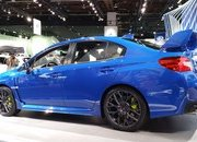 The Best Get Better As Upgrades Dominate Subaru WRX And STI Models - image 700824