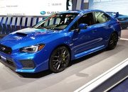 The Best Get Better As Upgrades Dominate Subaru WRX And STI Models - image 700826