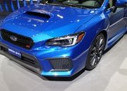 The Best Get Better As Upgrades Dominate Subaru WRX And STI Models - image 700827