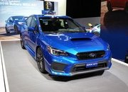The Best Get Better As Upgrades Dominate Subaru WRX And STI Models - image 700815