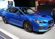 The Best Get Better As Upgrades Dominate Subaru WRX And STI Models - image 700816