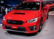 The Best Get Better As Upgrades Dominate Subaru WRX And STI Models - image 700855