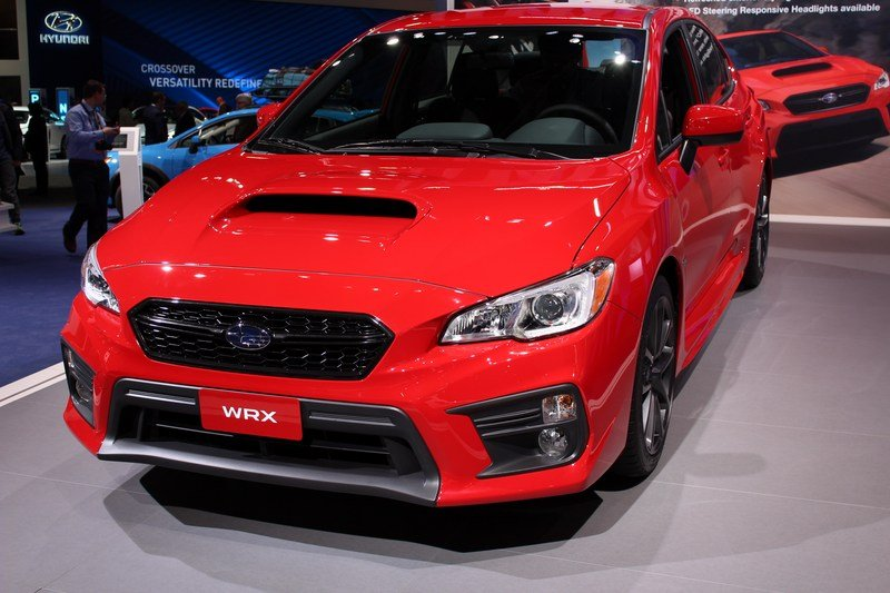 The Best Get Better As Upgrades Dominate Subaru WRX And STI Models High Resolution Exterior - image 700855