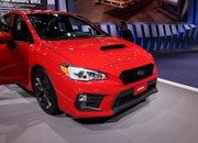 The Best Get Better As Upgrades Dominate Subaru WRX And STI Models - image 700859