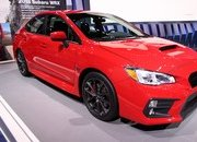 The Best Get Better As Upgrades Dominate Subaru WRX And STI Models - image 700862