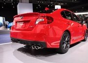 The Best Get Better As Upgrades Dominate Subaru WRX And STI Models - image 700863