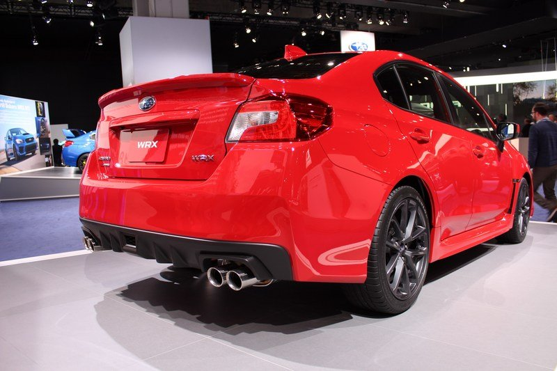 The Best Get Better As Upgrades Dominate Subaru WRX And STI Models High Resolution Exterior - image 700863