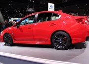 The Best Get Better As Upgrades Dominate Subaru WRX And STI Models - image 700867