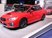 The Best Get Better As Upgrades Dominate Subaru WRX And STI Models - image 700870