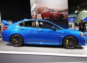 The Best Get Better As Upgrades Dominate Subaru WRX And STI Models - image 700818
