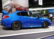 The Best Get Better As Upgrades Dominate Subaru WRX And STI Models - image 700819