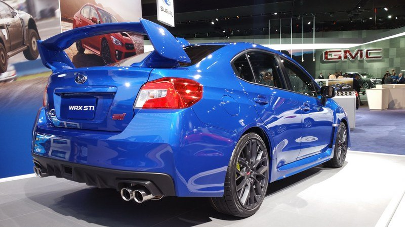 The Best Get Better As Upgrades Dominate Subaru WRX And STI Models High Resolution Exterior - image 700820